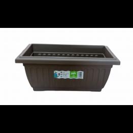 Baba Brand BI-510 Planter Box Zen Brown