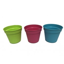 Baba Brand Colour Plastic Pot RD-170