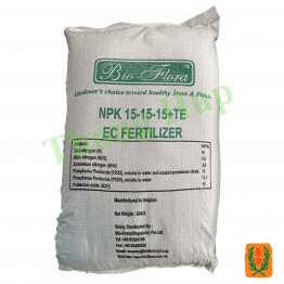 Bioflora Fertilizer 15-15-15 (50kg)
